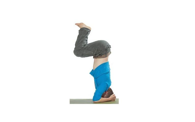 Free Downloadable Yoga Class Handout | Headstand