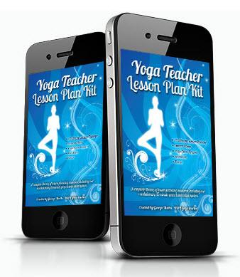 Yoga Teacher Lesson Plan Kit Bonus 3