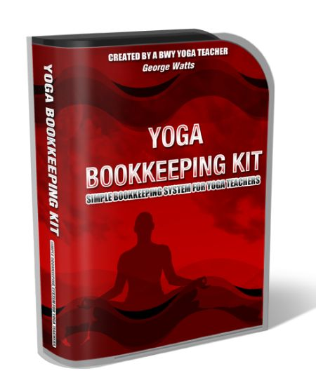 Yoga Bookeeping Kit