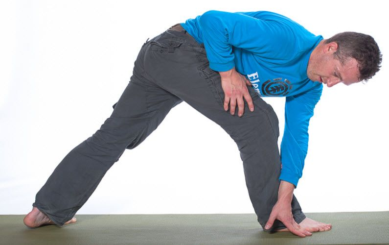 How To Teach Parivrtta Trikonasana