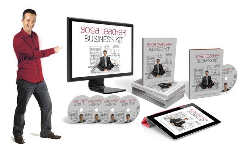 Yoga Teacher Business Kit