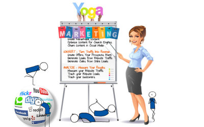 Top 10 Yoga Marketing Tips For Your Website