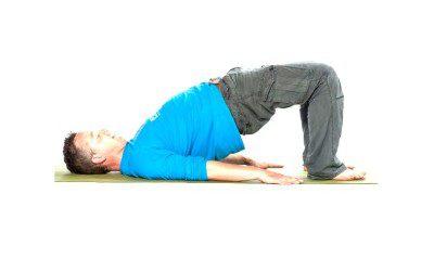 Free Bridge Pose Yoga Class Handout