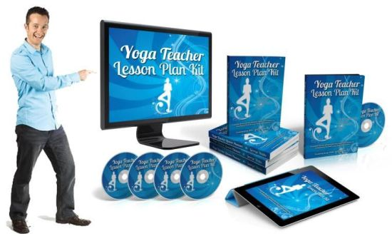 Yoga Teacher Lesson Plan Kit