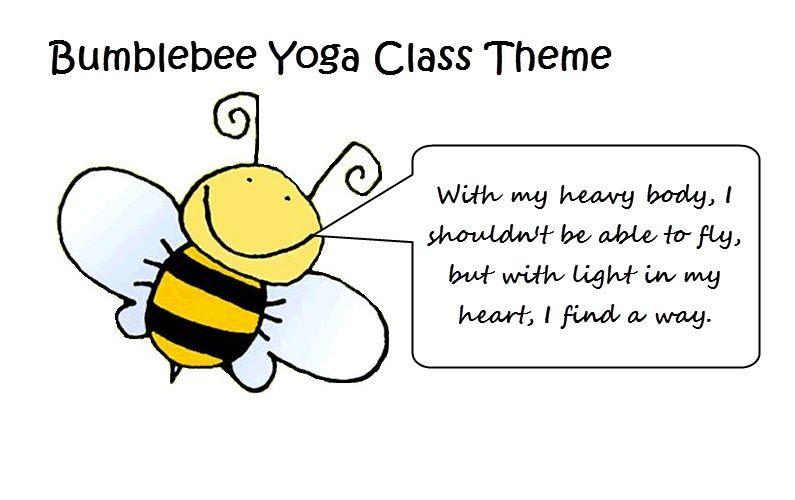 yoga class themes