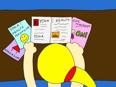 Yoga Genie: Desperate Searches
