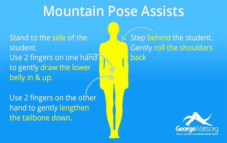 Mountain Pose Assists