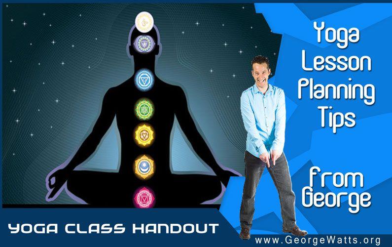 Free Downloadable Chakra Dowsing Yoga Class Handout