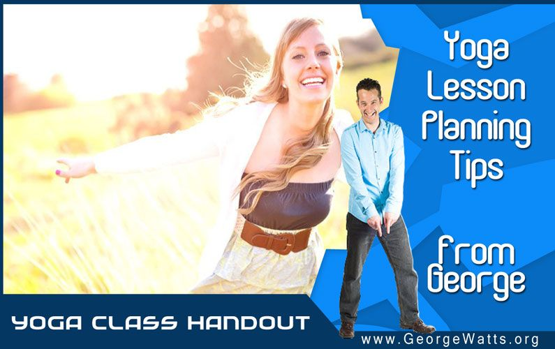 Eustress yoga class handout