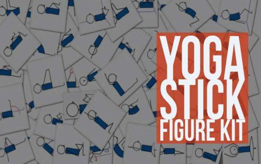 Yoga Stick Figure Kit