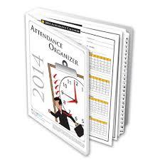 attendance folder