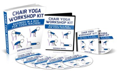 chair yoga workshop kit