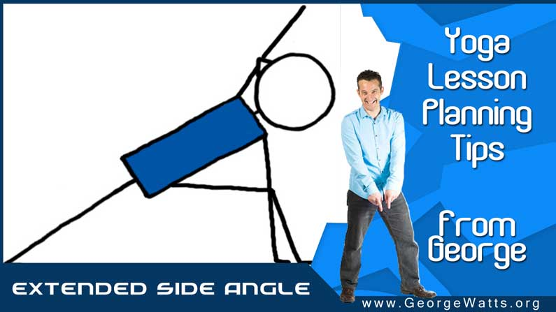 How To Teach Extended Side Angle Pose