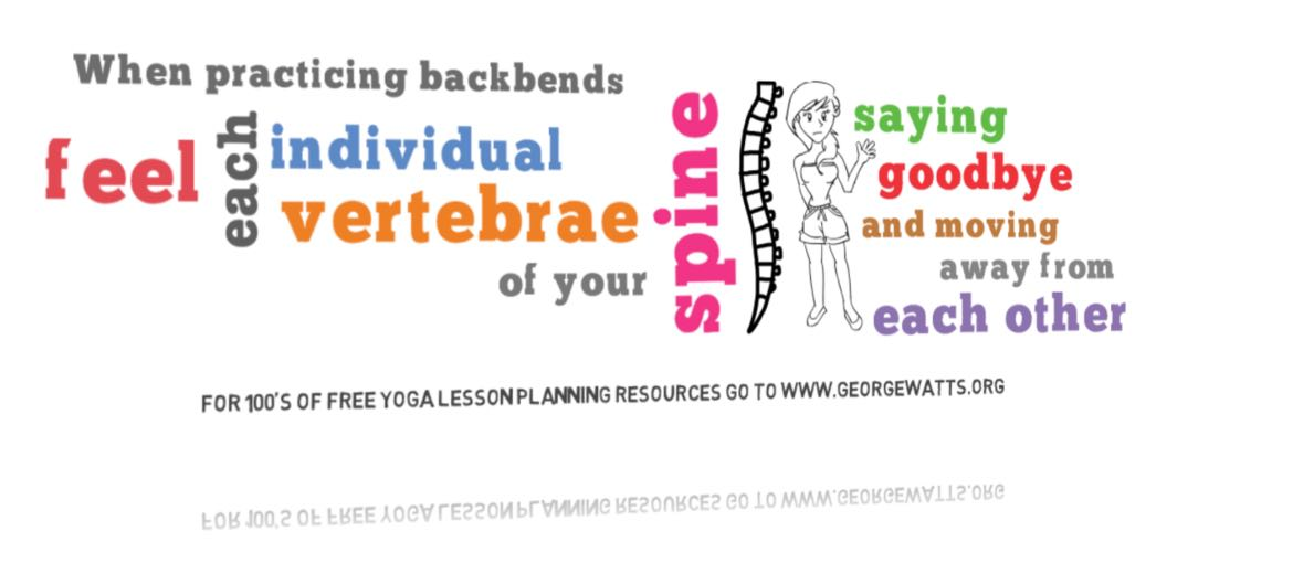 Discover How To Teach Backbends With A Poet's Heart: Animated Video