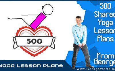 Drag & Drop Yoga Genie Lesson Planner: 1500 Shared Yoga Lesson Plans