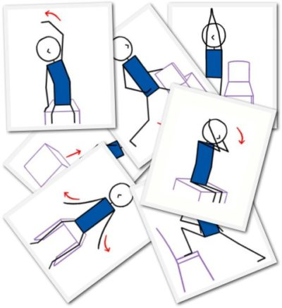 Chair Yoga Lesson Plans
