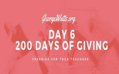 Free Downloadlable Kundalini Yoga Lesson Plans
