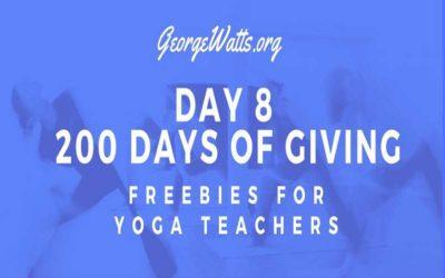 Free Yoga Marketing Tactics: VIP Card