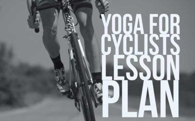 Free Downloadable Yoga for Cyclists Lesson Plan (1 of 3)