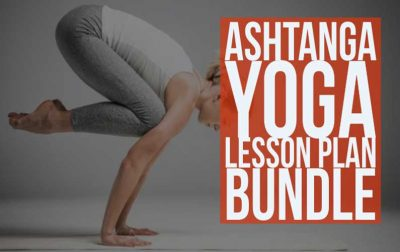 Ashtanga Lesson Plan Bundle