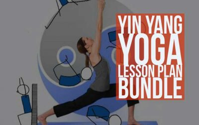Yin Yang Yoga Lesson Plan Bundle