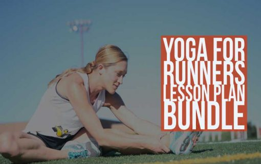Yoga For Runners Lesson Plan Bundle
