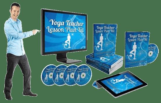 Yoga Teacher Lesson Plan Kit