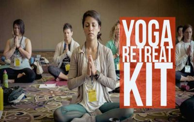 Yoga Retreat Kit