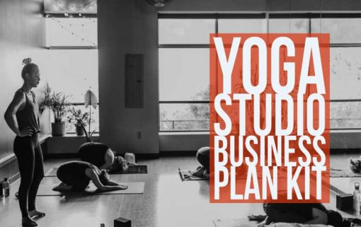 Yoga Studio Business Plan Kit