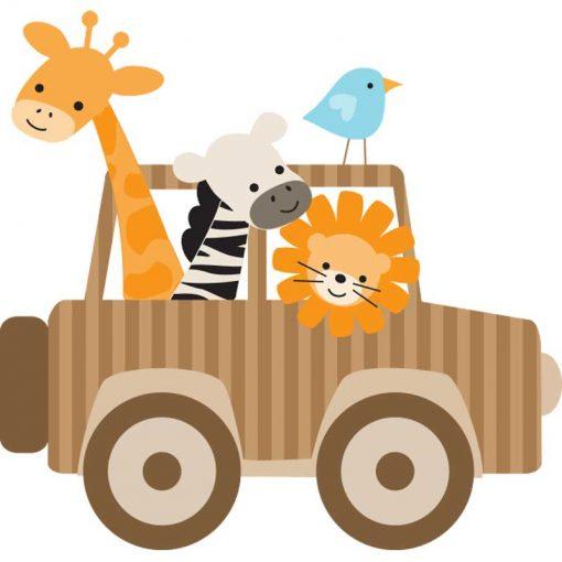 African Safari Kids Lesson Plans