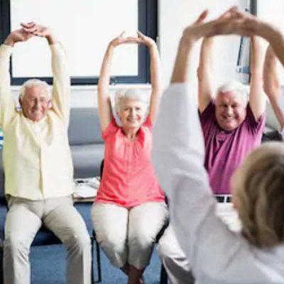 chair yoga lesson plans