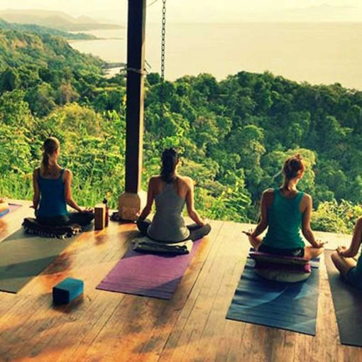 Yoga Retreat Kit