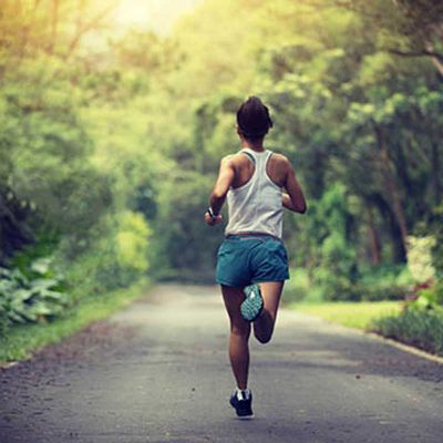 yoga running lesson plan