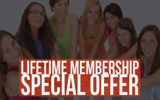 Lifetime Membership Yoga Planner Offer
