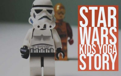 Star Wars Kids Yoga Story