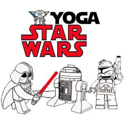 Star Wars Yoga Lesson Plans
