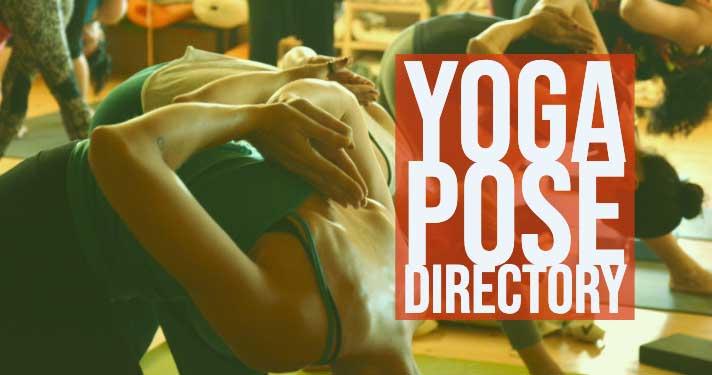 Yoga Pose Directory