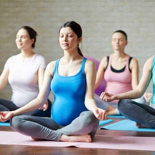 Prenatal Yoga Course 1