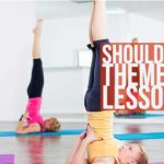 Shoulderstand Pose Themed Yoga Lesson Plan: Free Download