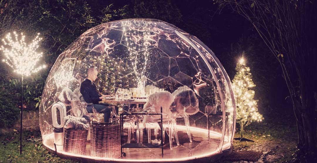 HypeDome Garden Office