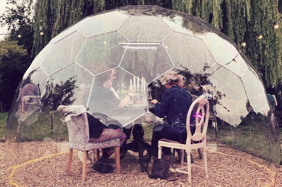 HypeDome Romantic Dining