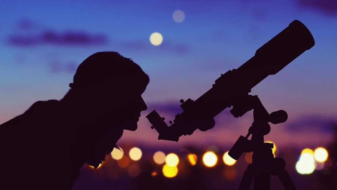 Hypedome stargazing