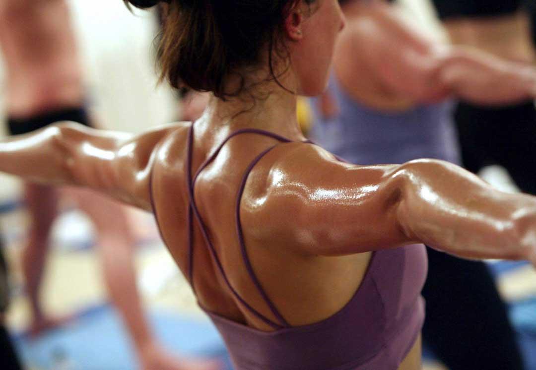 Hot Yoga Teacher Training-Courses