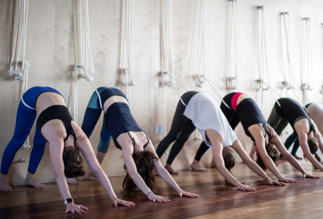 Iyengar Yoga Teacher Training