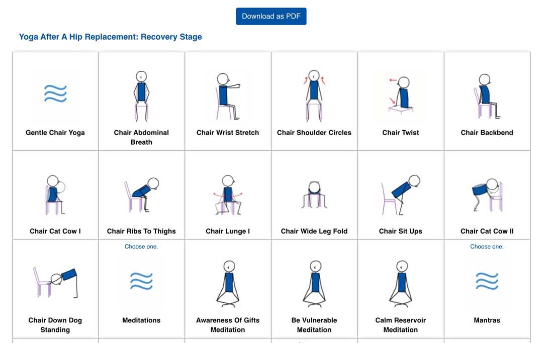 Yoga Genie Lesson Planner